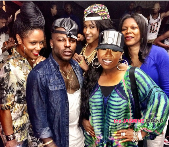 singer tweet performs in atlanta with missy elliot and larry simms 2014 the jasmine brand
