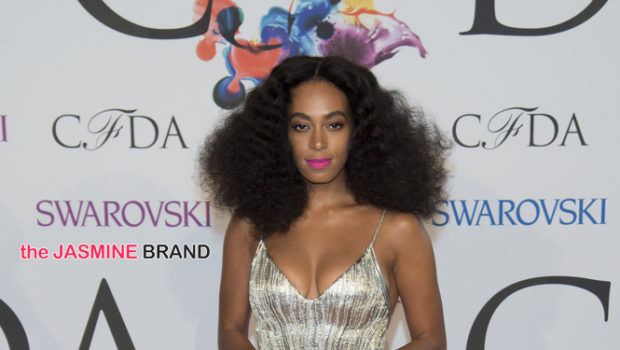 Solange Knowles Makes First Public Appearance, Stays Clear of Rachel Roy