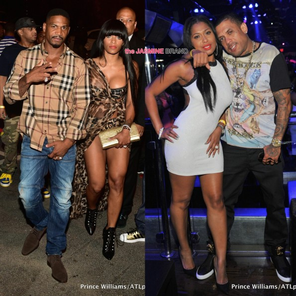 stevie j-joseline hernandez-benzino-party at atl club after child support arrest-the jasmine brand