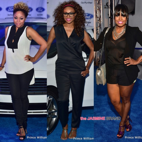 take flight with ford event atlanta keshia knight pulliam latavia cynthia williams the jasmine brand