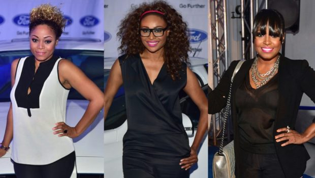 Cynthia Bailey, Keshia Knight Pulliam & LaTavia Roberson Attend 'Take Flight With Ford' Event