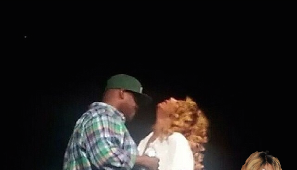 Tamar Braxton Almost Collapses On Stage: I Couldn't Breathe!