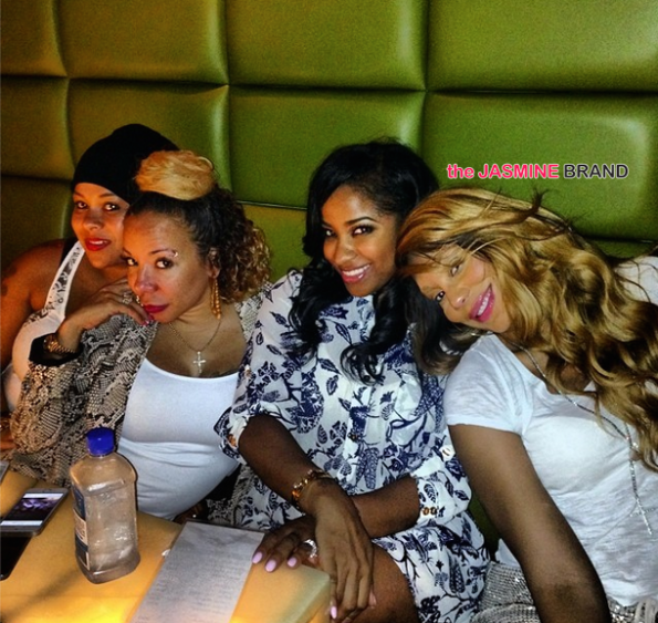 Tamar Braxton Responds To Toya Wright (Sorta)
