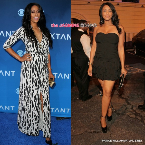 tami roman weight loss attends extant premiere 2014 the jasmine brand