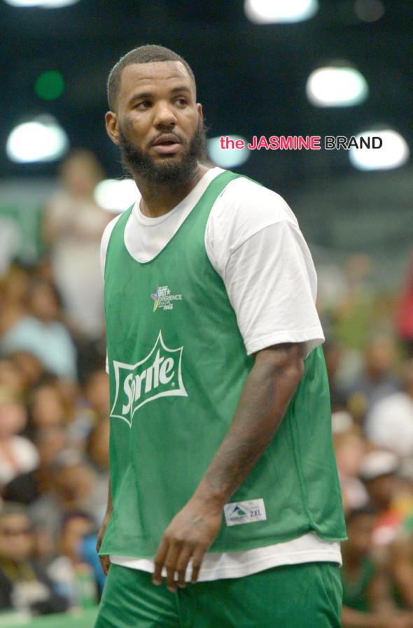 Rapper Basketball Game Celebrity Basketball Game