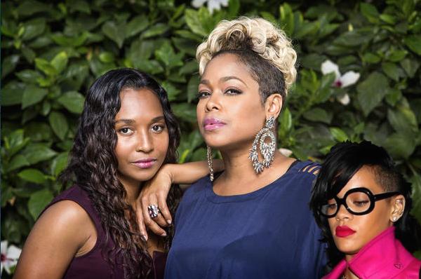 [VIDEO] TLC Addresses Rihanna Backlash: If You Have A Problem, Holler At Us — We're GROWN Women!