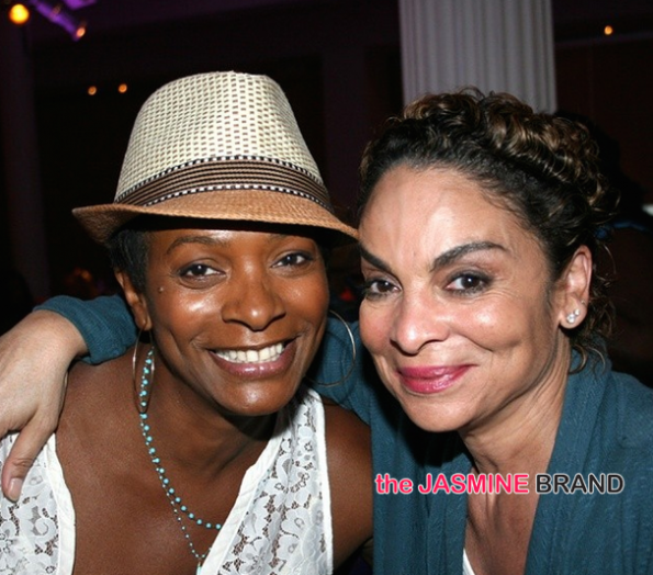 vanessa bell calloway and jasmine guy american black film festival abff 2014 the jasmine brand