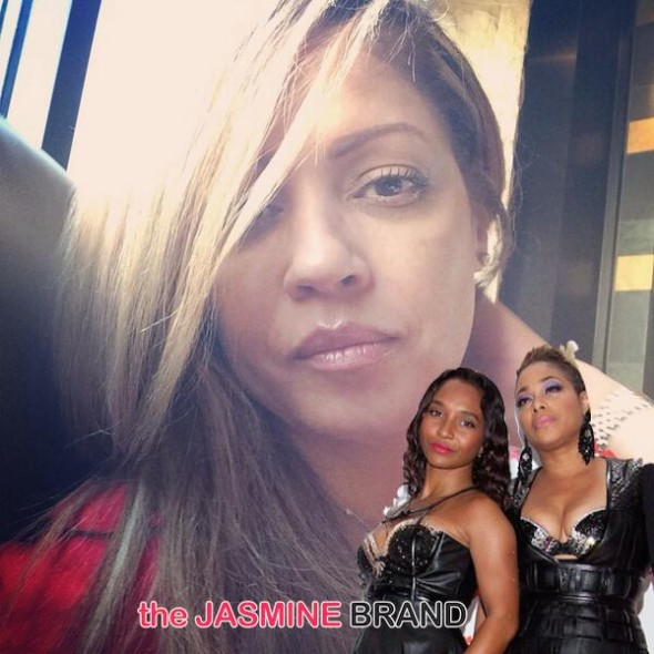 [EXCLUSIVE] T-Boz & Chili Dragged Into Ex-Manager Pebbles $40 Million TLC Lawsuit