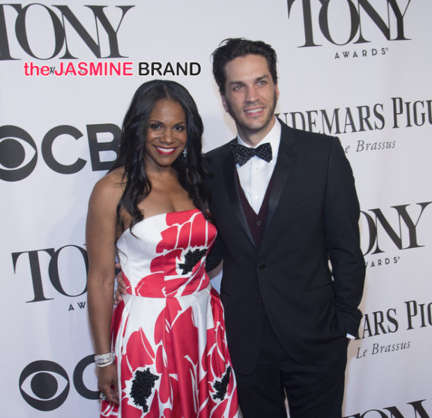 Surprise! Actress Audra McDonald Pregnant at 45 [Ovary Hustlin']