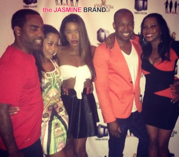 wrap party hollywood divas the jasmine brand
