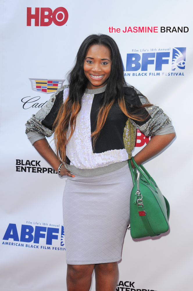 "2014 American Black Film Festival - ""Da Sweet Blood of Jesus"" World Premiere - Arrivals"