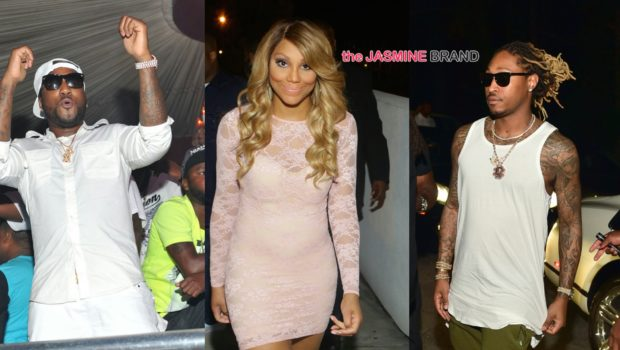 [Photos] Tamar Braxton, Future & Young Jeezy Spotted In ATL's Club Scene
