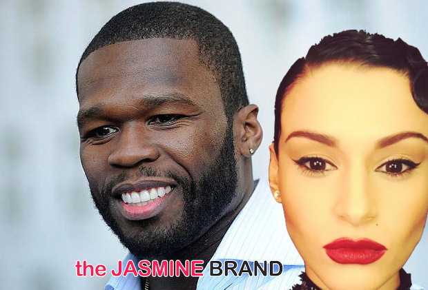[EXCLUSIVE] 50 Cent Wants Video Vixen Lawsuit Dismissed: She's THIRSTY