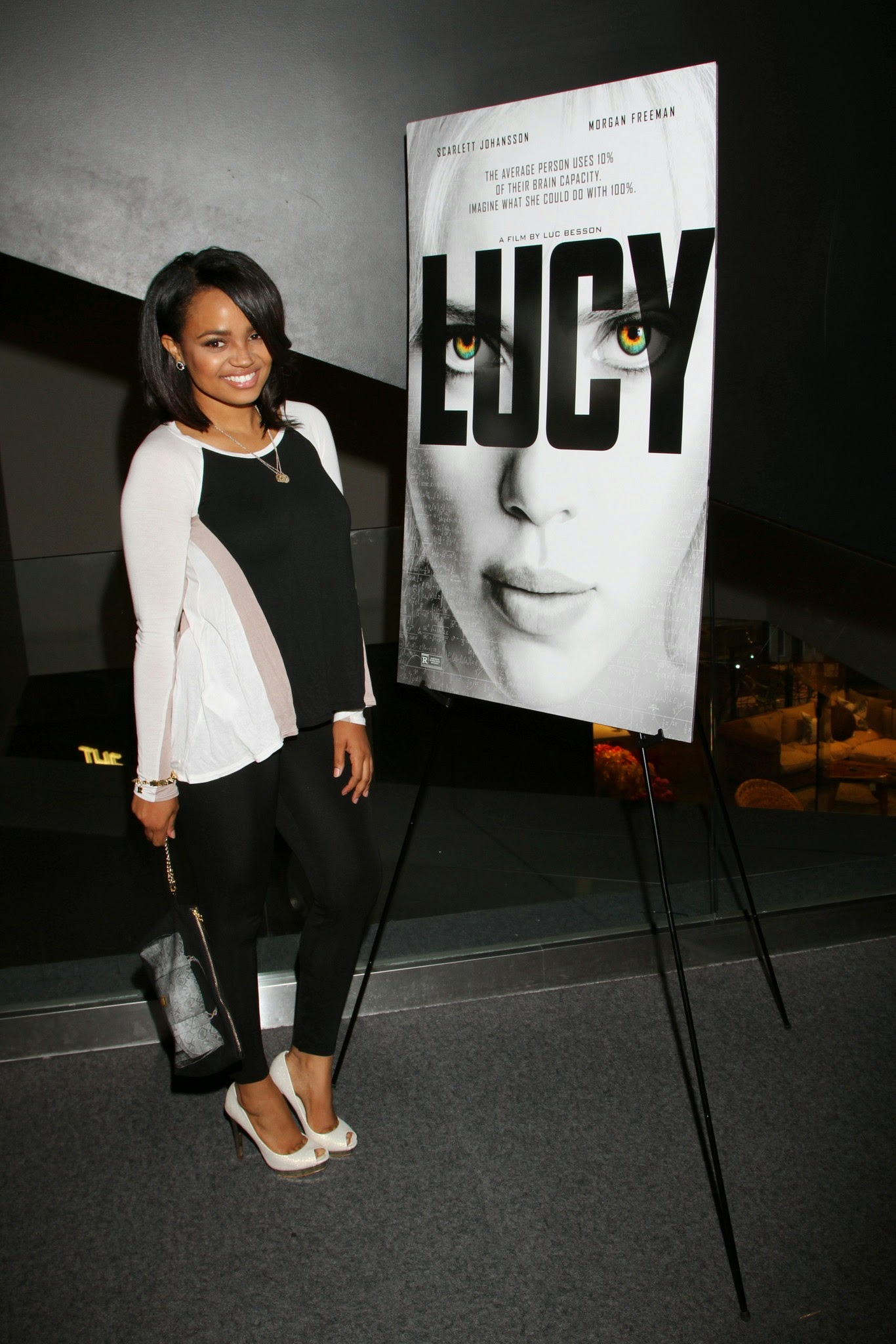 Lucy The Movie Los Angeles Tastemaker Screening