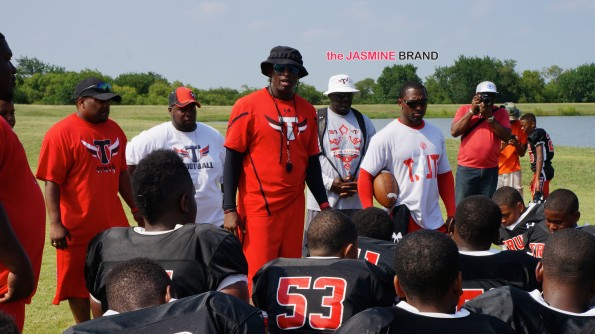 Deion Sanders truth sports camp the jasmine brand
