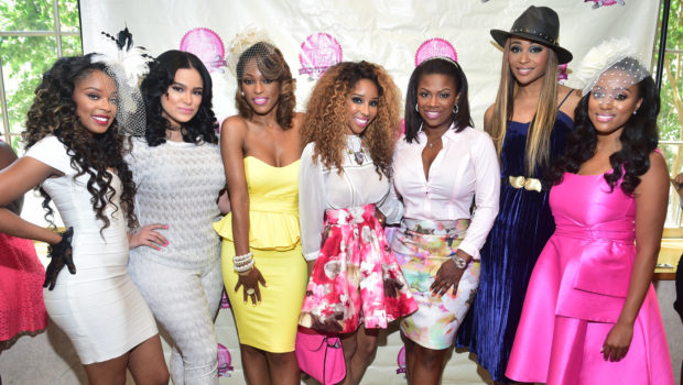 [Photos] Kandi Burruss, Cynthia Bailey, Emily B, Necole Bitchie Host 'Ladies Who Brunch'