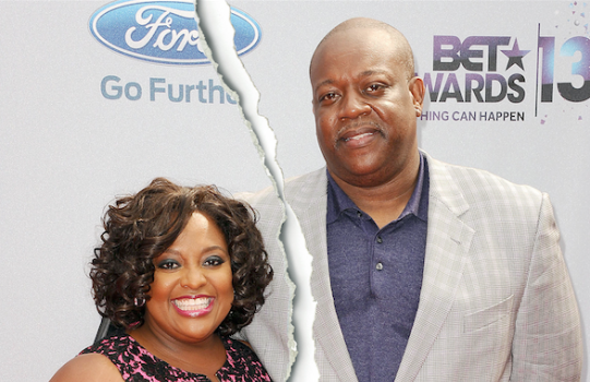 Sherri Shepherd & Estranged Husband Fight Over Child Support