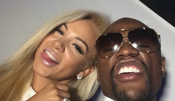 [Interview] Exclusive: Floyd Mayweather Talks Rumored Girlfriend Bad Medina: She's Ambitious, Strong & Loyal