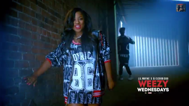 "[WATCH] Lil Wayne's Daughter Reginae Carter Releases ""Mind Goin' Crazy"" Video"