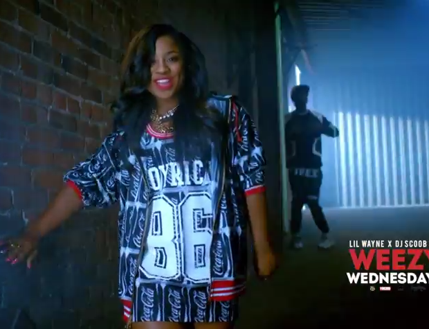 "[WATCH] Lil Wayne's Daughter Reginae Carter Releases ""Mind Goin' Crazy"" Video"