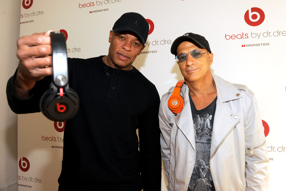 [EXCLUSIVE] Dr. Dre & Jimmy Iovine: We Want 2 Mill For Every Counterfeit Beats Headphone Sold!