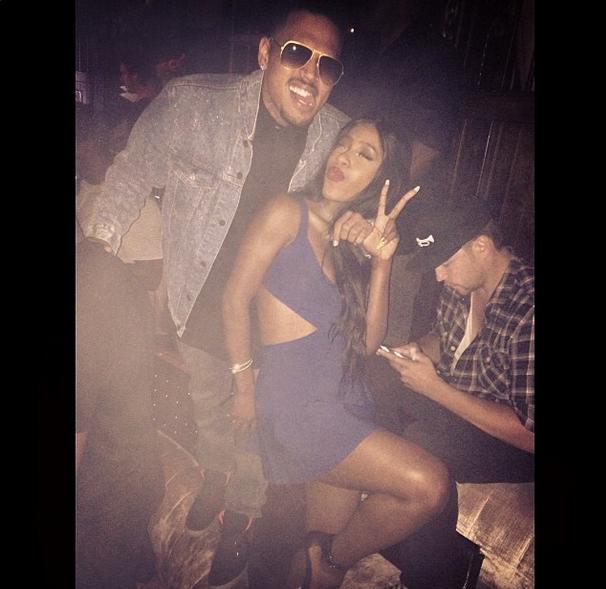 Chris Brown Parties With Sevyn Streeter, NeNe Leakes Vacays With Scottie Pippen, Kim Kardashian Heats Jersey Shore + Rita Ora, Rihanna, Justin Bieber & Keyshia Cole