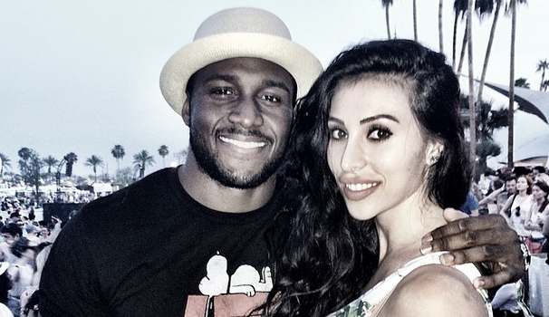 Wedding Bells! Reggie Bush & Lilit Avagyan to Jump the Broom This Weekend