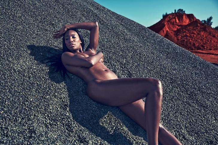 Booty  Beauty See Venus Williams Spread For Espns Body Issue - Thejasminebrand-4085