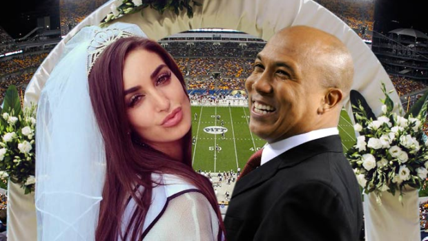 [EXCLUSIVE] Hines Ward – NFL Star Didn't Invite His Kids to Wedding … Says Baby Mama