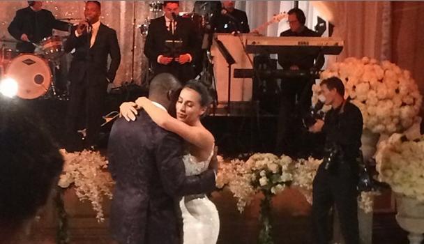 Just Married! Reggie Bush & Lilit Avagyan Wed In San Diego