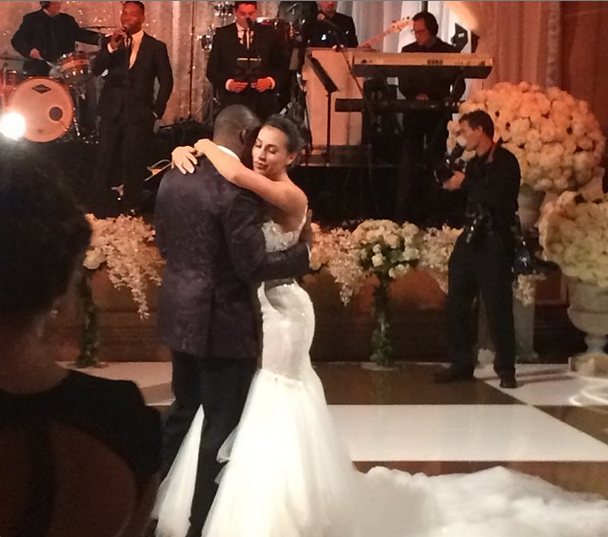 Just Married! Reggie Bush & Lilit Avagyan Wed In San Diego