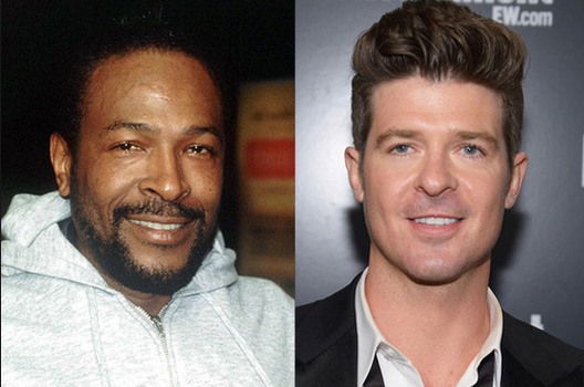 [EXCLUSIVE] Robin Thicke: Small, Legal Victory in Battle With Marvin Gaye's Family