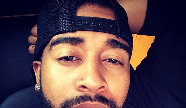 'Don't Be Black & Have Tattoos' – Omarion Tweets After His LA Arrest