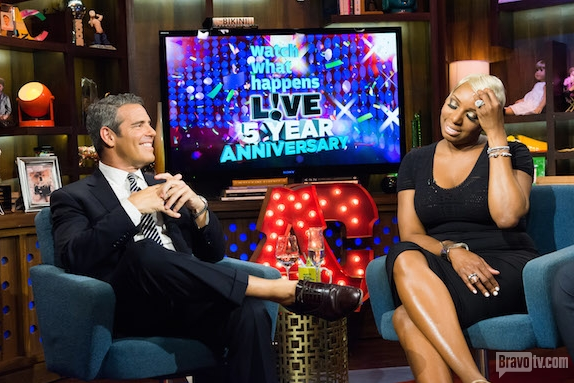 [VIDEO] NeNe Leakes Reveals She Feels 'Bad' About Apollo's Jail Sentence, Pokes Fun At Cynthia Bailey's RHOA Salary