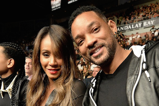 Jada Pinkett-Smith Says A Warrior Mentality Keeps Her Marriage Strong