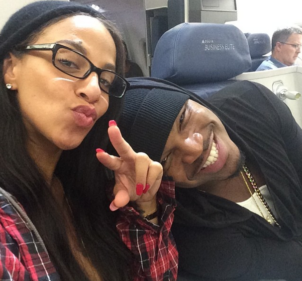 NeYo Clarifies Relationship With Ex-Girlfriend Monyetta, Gushes About New Love: She has much promise.