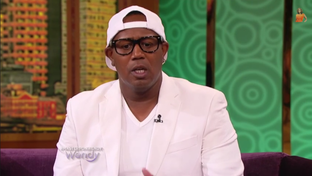 [VIDEO] Master P Apologizes to Wife On Wendy Williams: I'm not mad at her. I love her.
