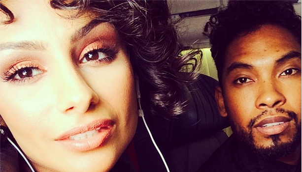 Miguel's Girlfriend Nazanin Mandi, Prepping Debut Album: I came out of the womb singing.