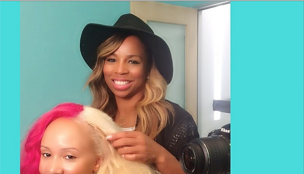 [Personal Post] My Hair Make-Over By Celebrity Hair Stylist Kiyah Wright