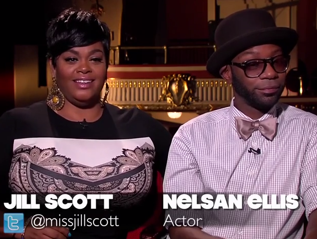 [VIDEO] Jill Scott Recalls A Woman Throwing Panties At Her On Stage