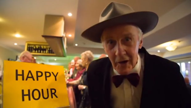 [WATCH] Senior Citizens Recreate Pharrell's 'Happy' Video