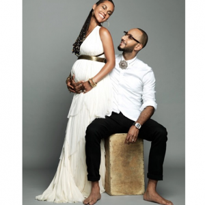 Alicia Keys Pregnant With Second Child-2014-The Jasmine Brana