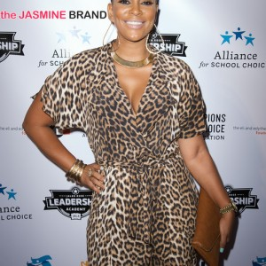 Sundy Carter of VH1 Basketball Wives 3rd annual Champions for Choice American Federation for Children 2014 the jasmine brand