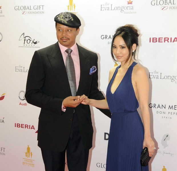 Terrence Howard Plans to Retire After 'Empire' + Gushes About Wife, 'I've met my one.'