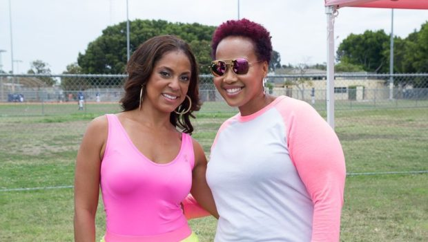 NFL Wife Michel Sproles Hosts The Pink Line BREAST CANCER Awareness Fair