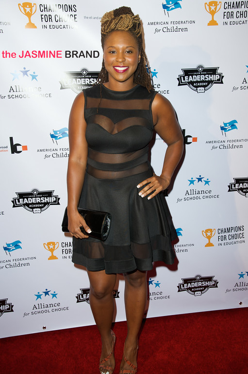 Torrei Hart 3rd annual Champions for Choice American Federation for Children 2014 the jasmine brand