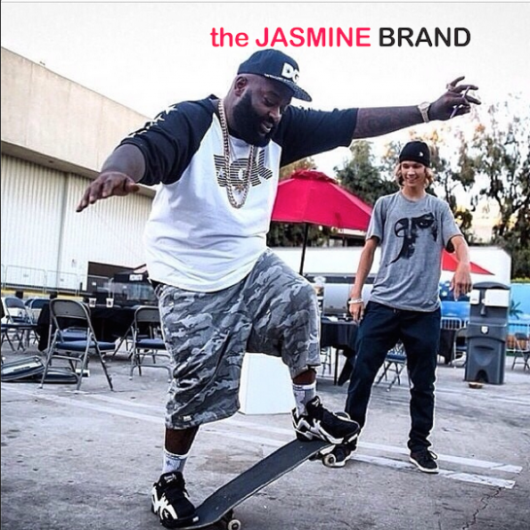 a slim rick ross skateboards the jasmine brand