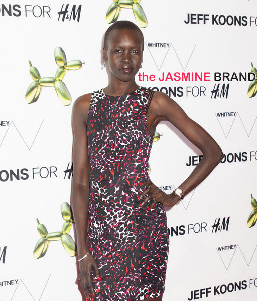 Supermodel Alek Wek Trashes Instagram Models: They're embarrassing!