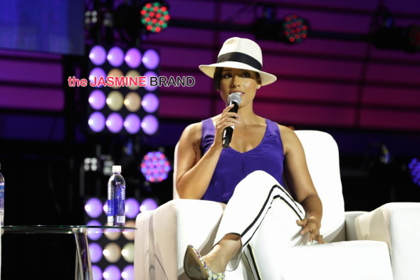 Alicia Keys, Cynthia Bailey, KeKe Wyatt, Ledisi Attend Essence Festivals 'Empowerment Experience'