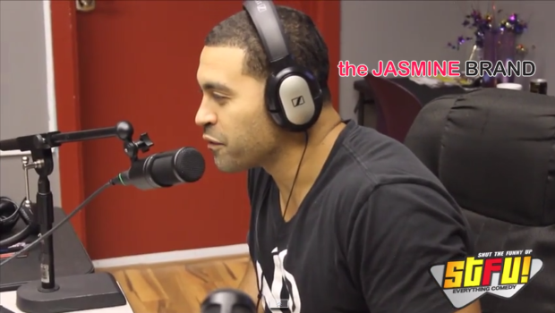 [WATCH] Apollo Nida's Upset Wife Phaedra Parks Skipped His Sentencing, Says He's Preparing Himself Physically For Jail